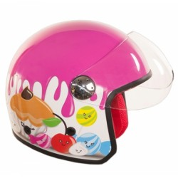 CASCO JUNIOR ROSA ONE