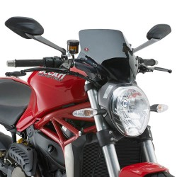 CUPOLINO FUME' SPECIFICO DUCATI MONSTER 1200 GIVI A7404
