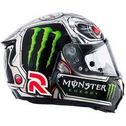 CASCO RPHA-10 PLUS REPLICA LORENZO SPEED MACHINE HJC NEW 2015