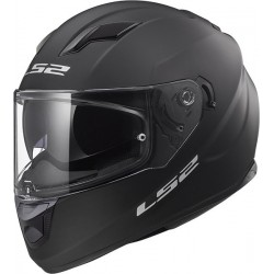 CASCO HELMET INTEGRALE FF320 STREAM EVO MATT BLACK LS2