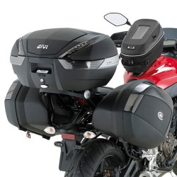 PORTAVALIGIE LATERALE SPECIFICO YAMAHA MT-07 GIVI PLX2118