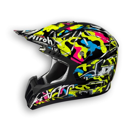 CASCO CROSS CR 901 ROOKIE GLOSS AIROH