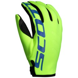GUANTI GLOVES NEOPRENE NEON YELLOW SCOTT