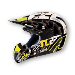 CASCO CROSS JUNIOR MR CROSS TC14 GLOSS AIROH