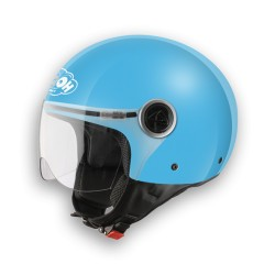 CASCO JET JUNIOR FREE SIR GLOSS AIROH