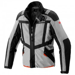 GIACCA MOTO H2Out NETRUNNER GRIGIO SPIDI