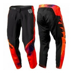 KTM PANTALONI PANTS BLACK SE SLASH CROSS ENDURO