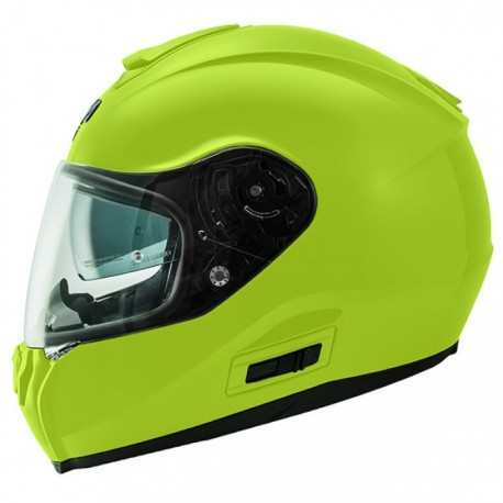 CASCO INTEGRALE NS-6 FLUOR YELLOW NOS
