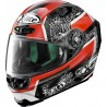 CASCO INTEGRALE X-803 ULTRA CARBON REPLICA D.PETRUCCI X-LITE