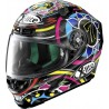 CASCO INTEGRALE X-803 ULTRA CARBON REPLICA C.DAVIES X-LITE