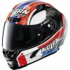 CASCO INTEGRALE X-803 RS ULTRA CARBON REPLICA A.RINS X-LITE