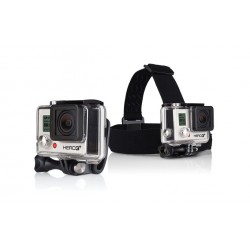 SUPPORTO TESTA GOPRO HEAD STRAP