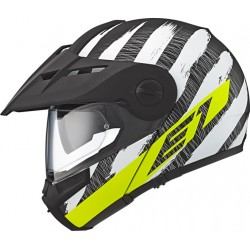 CASCO ONROAD OFFROAD E1 HUNTER YELLOW SCHUBERTH