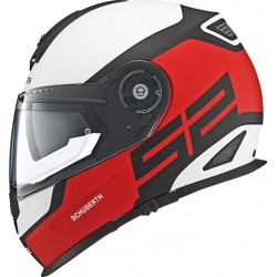CASCO INTEGRALE S2 SPORT ELITE RED SCHUBERTH