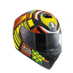 CASCO INTEGRALE K-3 SV E2205 TOP ELEMENTS AGV