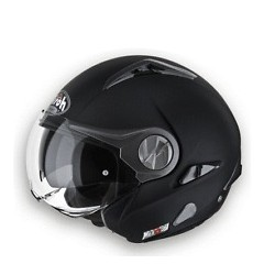 CASCO JET J107 BLACK MATT AIROH