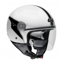 CASCO DEMI-JET 10.7 WHITE GIVI