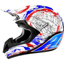 CASCO CROSS JUMPER FRAME GLOSS AIROH