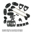 KIT ATTACCHI PARABREZZA SPECIFICO BEVERLY 125ie-300ie /350 SPORT TOURING GIVI A357A