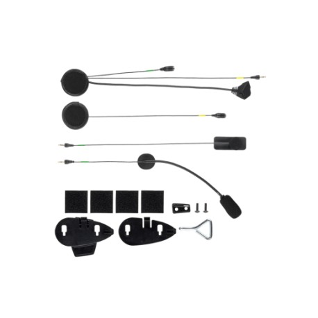 KIT AUDIO E MICROFONO F3/F4/F5 SERIE MC/XT INTERPHONE