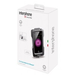 SUPPORTO CUSTODIA IPHONE 6 PER MOTO E BICI CELLULAR LINE