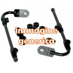 KIT ATTACCHI SPECIFICO KYMCO PEOPLE S 50 125 200 KAPPA MOTO A137A