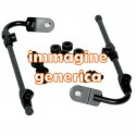 KIT ATTACCHI PARABREZZA SPECIFICO Beverly 125ie 300ie/ 350 Sport Touring KAPPA MOTO A5606A