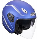 CASCO JET 20.6 FIBER MATT BLUE GIVI