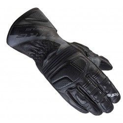 GUANTO IN PELLE NERO MOTO SPORT TOURING RACING STS-S A163 SPIDI