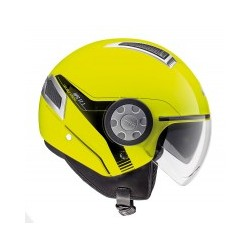 CASCO JET 11.1 AIR NEON YELLOW GIVI