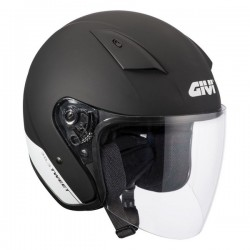 CASCO HELMET JET 30.3 TWEET MATT BLACK GIVI