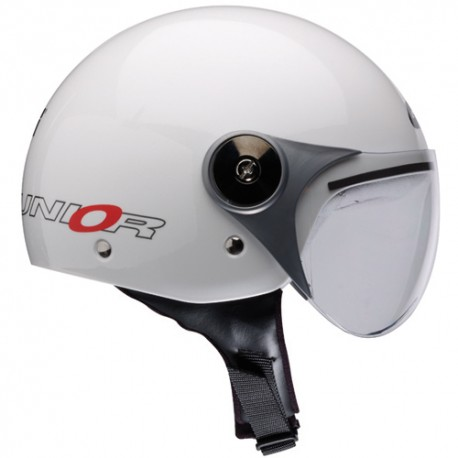 CASCO BABY JUNIOR WHITE GIVI