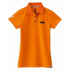 KTM POLO GIRLS RACING ARANCIO