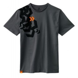 KTM T-SHIRT ARROW GREY TEE