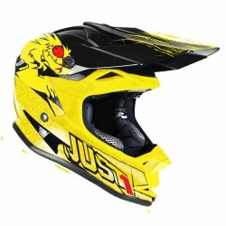 CASCO HELMET CROSS J12 CHUPACABRA JUST1