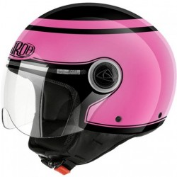 CASCO JET COMPACT BREEZE ROSA AIROH