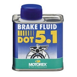 KTM BRAKE FLUID FLUIDO FRENI DOT 5.1 MOTOREX