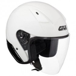 CASCO JET 30.3 TWEET WHITE GIVI