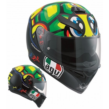 CASCO INTEGRALE K-3 SV E2205 TOP TARTARUGA AGV
