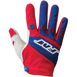 caf21c2f4d GUANTI MOTO CROSS ENDURO X24 MX POWER ROSSO BLU FM RACING