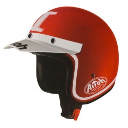 CASCO HELMET JET SIX DAYS TROPHY AIROH