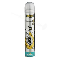 DETERGENTE SPRAY PER FRENI POWER BRAKE CLEAN 750lt MOTOREX 0715S