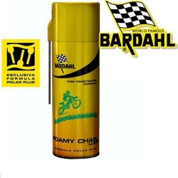 BARDAHL SPRAY PER CATENE FOAMY CHAIN LUBE OFF-ROAD