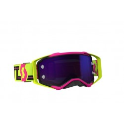 OCCHIALI CROSS SCOTT PROSPECT PINK YELLOW PURPLE CHROME WORKS