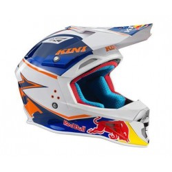KTM CASCO HELMET COMP LIGHT KINI RED BULL SIZE L 3L491729104