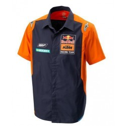 KTM CAMICIA REPLICA TEAM SHIRT RED BULL 2018